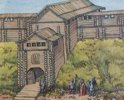 как выглядел в старые времена город минск
