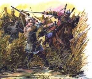 почему русские воевали с половцами