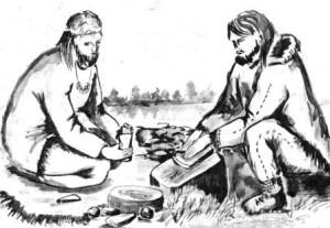 как обрабатывали камень в неолите