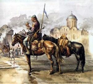 как половцы воевали с русью