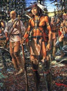 как трудно было первым европейцам в северной америке