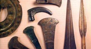 как выглядят бронзовые орудия