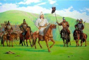 как русские воевали с монголо-татарами