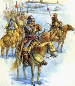 как монголы победили русских
