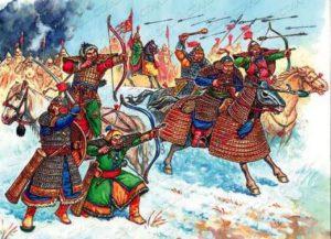отчего наступило монголо-татарское иго