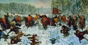 как русские защищались от монголов