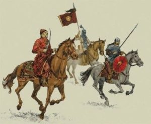 как монголы победили русских и половцев на реке калке