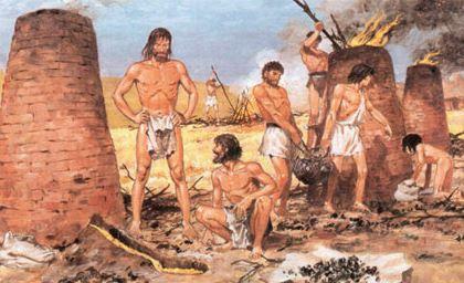 что такое бронзовый век
