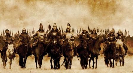 как русские сражались с татаро-монголами на калке