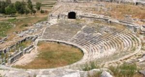 с чего начиналась древняя греция