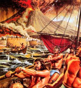куда делась минойская цивилизация и не она ли была атлантидой