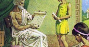 когда был расцвет древней греции