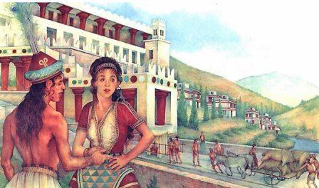 какие есть известные древние цивилизации