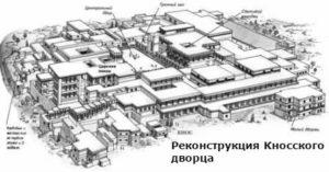что такое кносский дворец лабиринт