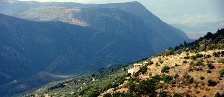 как выглядит природа греции