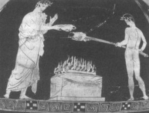 какая религия была у древних греков