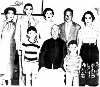 какая семья у чан кайши