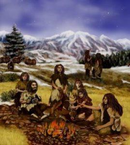 какими были люди в палеолите