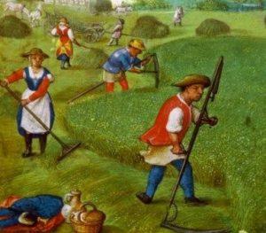какой менталитет был в средневековой европе