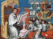 как становились священниками в средневековье