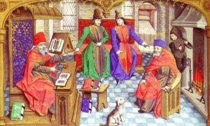 какой была наука в средневековье в европе