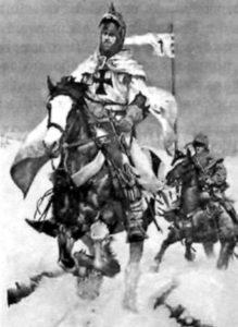 как александр невский воевал с немцами, крестоносцами и шведами