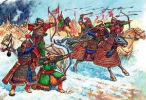 как русские князья звали себе на помощь татар