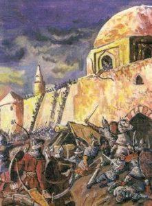 зачем тимур тамерлан завоевывал страны