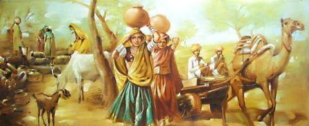 какой была индийская цивилизация