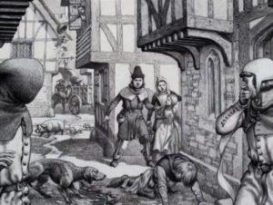 от чего страдала англия в средневековье