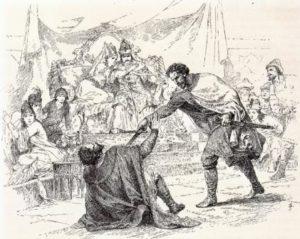 как шла борьба между москвой и тверью за ханский ярлык