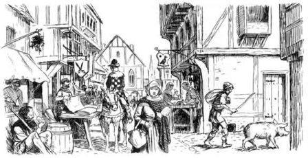 что было в англии в средневековье