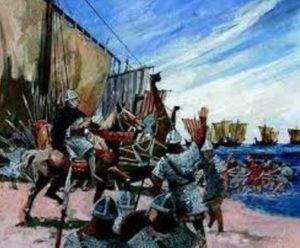как норманны завоевали англию