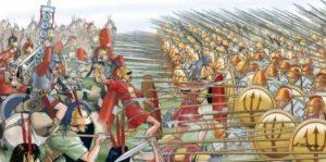 чем закончила древняя спарта