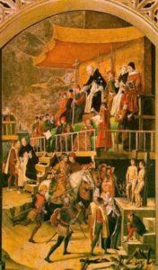 как в испании в средневековье обходились с нехристианами