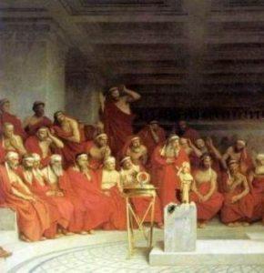 как управлялась спарта