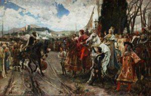когда в испании исчезли мусульманские государства