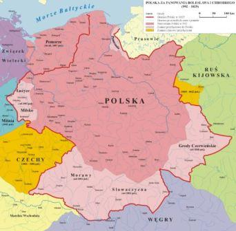 где было польское королевство