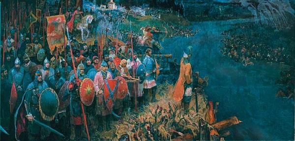 что такое стояние на угре и как и когда закончилось монголо татарское иго