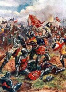 почему англичане и французы воевали