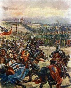что такое столетняя война и когда она была