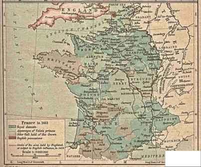 что было в истории франции