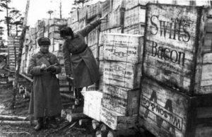 как сша помогали воюющим странам во вторую мировую войну