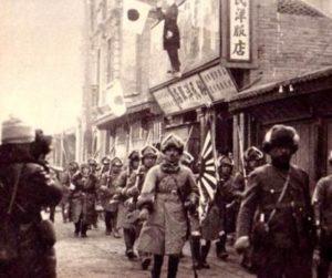 когда японцы оккупировали маньчжурию