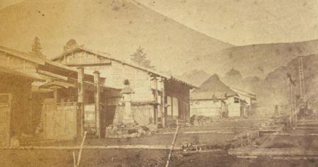 как выглядела раньше япония