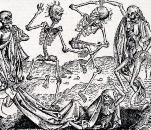 как повлияла эпидемия чумы 14 века на культуру европы