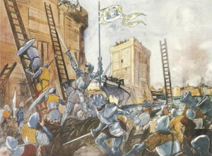 почему в столетней войне победила франция