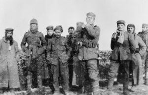 с чего началось братание в 1914