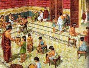 какой была афинская демократия