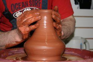 копилки в виде вазы